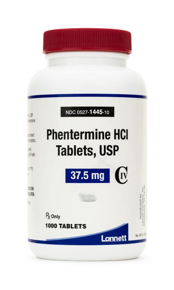 Phentermine-37.5mg