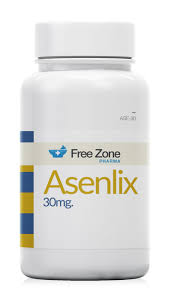 Asenlix Clobenzorex 30mg